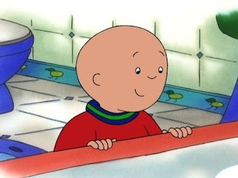 Caillou and the Tooth Fairy/I Want to Grow Up/Caillou's Big Chill/Leo's Hamster