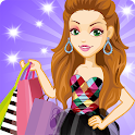 Shopaholic World: shopping icon