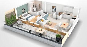 appartement à Seyssins (38)