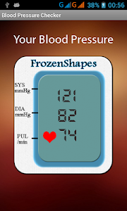 Blood Pressure Checker Prank screenshot 7
