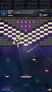 Game Brick Breaker Star: Space King APK for Windows Phone