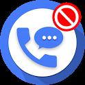 call blocker, SMS blocker icon