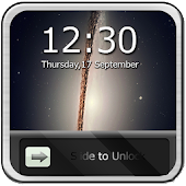 Slide to Smart Unlock Screen