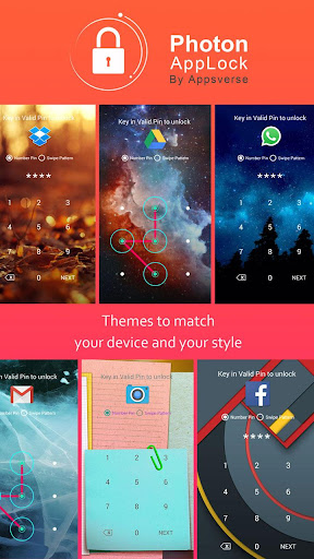 Photon AppLock 1.3 screenshots 1