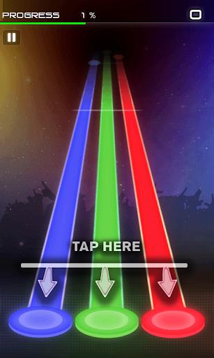 Music Hero - Rhythm Beat Tap screenshot 8