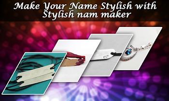 Stylish Name Maker - screenshot thumbnail 01