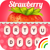 Fruit Keyboard Theme - Strawberry Emoji & Gif Android APK Download Free By Powerful Phone