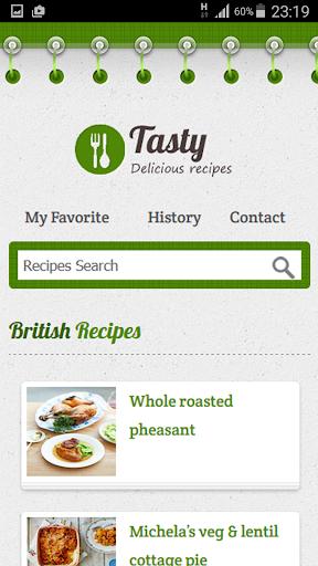 British Recipe