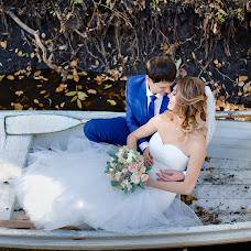 Wedding photographer Ekaterina Manaenkova (lapick87). Photo of 14.10.2018