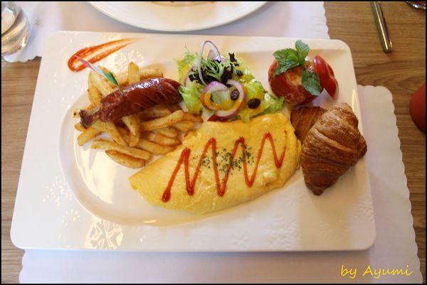 三胡町Bistro餐酒館//台南最愛的早午餐