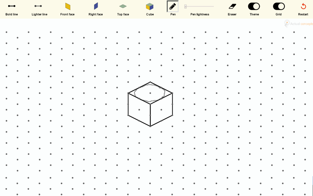 Isometric Paper Tool Android Apps On Google Play