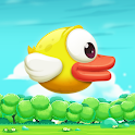 Floppy the Amazing Bird: Tap, Flap and Fly icon