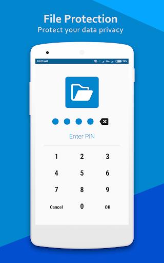ES File Manager screenshot 6
