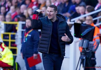 """Priske est heureux de la semaine de ses hommes: """"En Turquie ou contre Bruges, je suis content de mon équipe"""""""