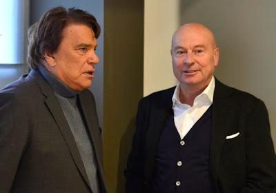 La justice belge a Luciano D'Onofrio et Bernard Tapie dans son viseur
