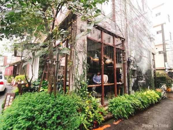 彰化‧員林-右舍咖啡vicinocafe-心中第一的手沖咖啡老宅改建玻璃屋設計排隊也值得