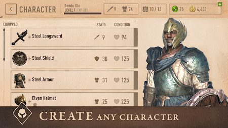 The Elder Scrolls: Blades APK screenshot thumbnail 4