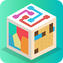 Puzzlerama - Lines, Dots, Blocks, Pipes そしてもっと! icon