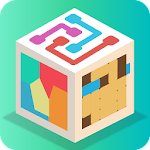 Puzzlerama - Best Puzzle Collection Icon