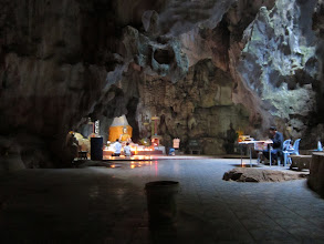 Photo: By now, you should be able to guess what was inside the cave too...