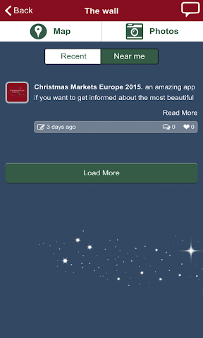 android Christmas Markets Europe 2015 Screenshot 2