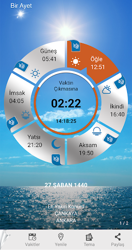 Namaz Vaktim screenshot 2
