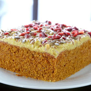 Make Your Tea Time the Best with this All-in-One Carrot Cake