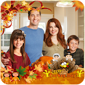 Thanksgiving photo frames 2015 icon