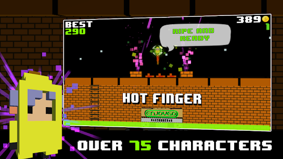 Hot Finger- screenshot thumbnail