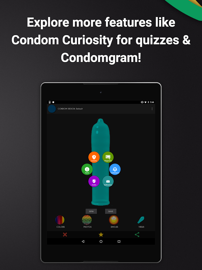 Condom Craze- screenshot