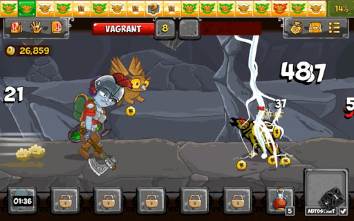 Let's Journey (idle clicker rpg) screenshots apkspray 11