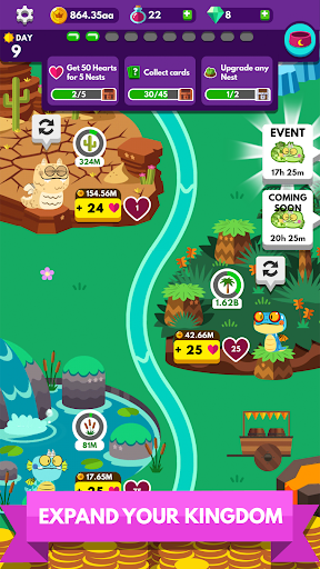 Dragon Up: Idle Adventure - Hatch Eggs Get Dragons screenshot 1