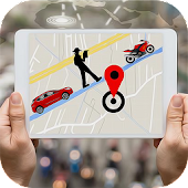 GPS Ways Finder
