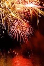 Photo: Fireworks, Harbor