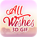 All Wishes 3D GIF icon