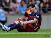 Een schandalige actie van Pau Lopez bij Lionel Messi