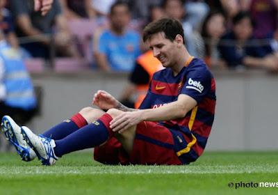 Vingt-deux mois de prison pour Lionel Messi ?