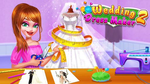 ud83dudc8dud83dudc57Wedding Dress Maker 2 3.2.5009 screenshots 7