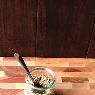 Homemade Whole Grain Mustard