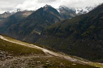 Photo: Rohtang La, Manali-Leh Highway, Himachal Pradesh, Indian Himalayas.