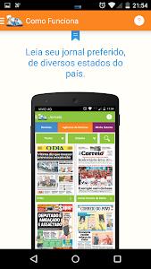 Nuvem do Jornaleiro screenshot 3