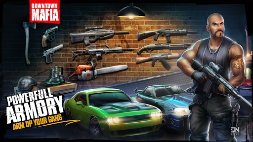 Downtown Mafia: Gang Wars (Mobster Game) FREE  screenshots 4
