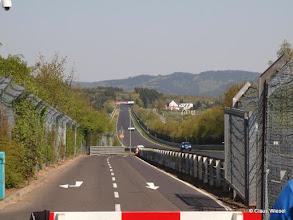 Photo: Döttinger Höhe, High Speed Abschnitt.