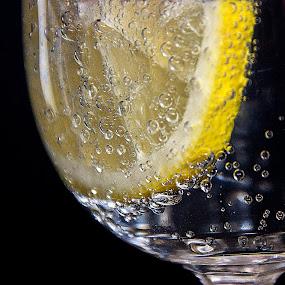 by Metka Hiti - Food & Drink Alcohol & Drinks ( lemonade )