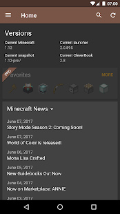 CleverBook for Minecraft 1.12- screenshot thumbnail