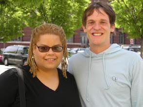 Photo: NJ activist Jay Lassiter.