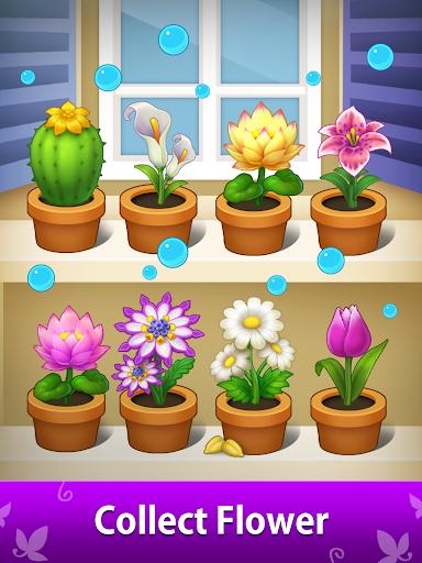FlowerBox: Idle flower garden 1.8.9 screenshots 2
