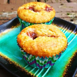 Oat & Jam Muffins