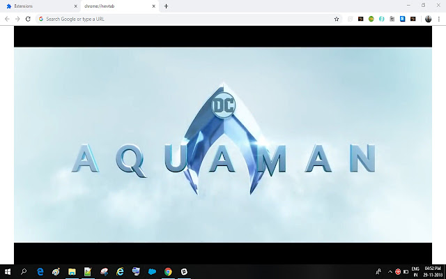 Aquaman Theme