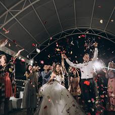 Wedding photographer Olga Paschenko (OlgaSummer). Photo of 21.11.2017